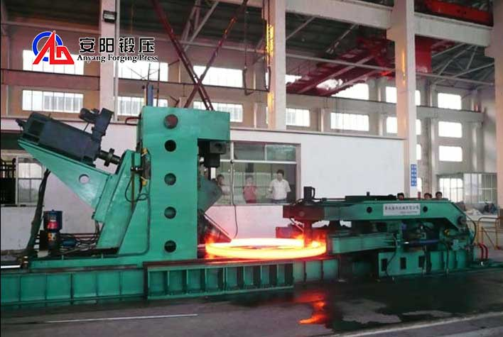 CNC horizontal ring rolling machine for sale